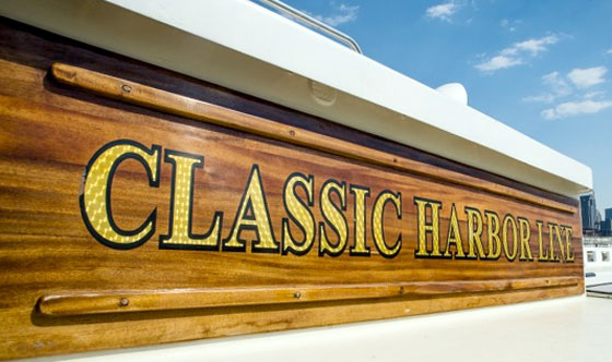 Classic Harbor Line yachts and schooners offering ticketed cruises and private yacht charters