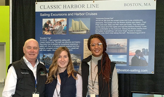 Classic Harbor Line Boston Managment Team