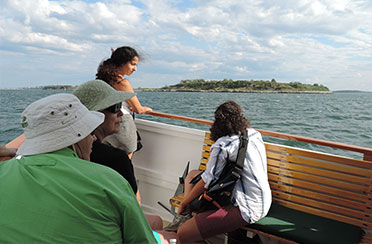 Boston Harbor Island Sightseeing Cruise