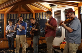 Boston Irish Music Cruise