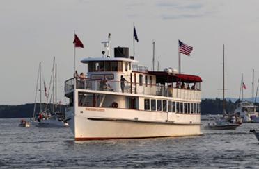 Boston Sightseeing Boat Tour on Yacht Northern Lights