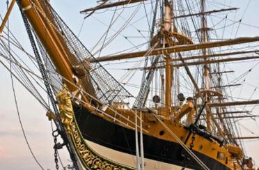 Boston Tall Sailing Ship Event