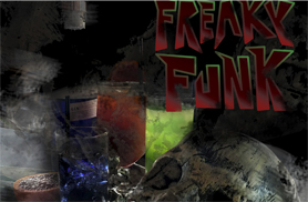 Freaky Funky Halloween Cruise