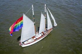 Boston Pride Sunset Sail